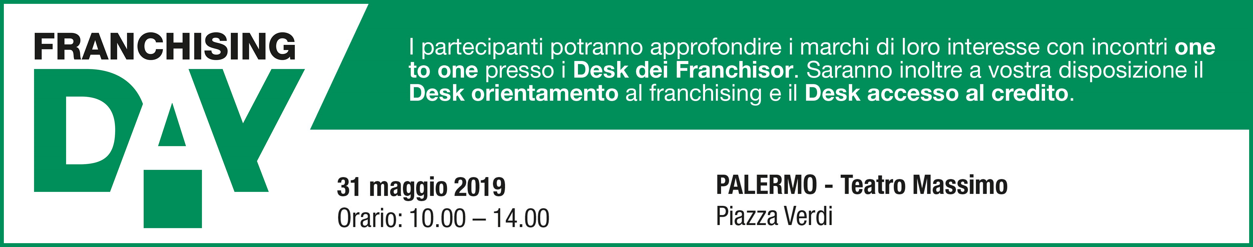 Franchising Day di Palermo